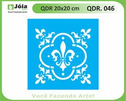 stencil QDR 046