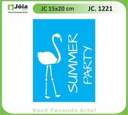 stencil JC 1221
