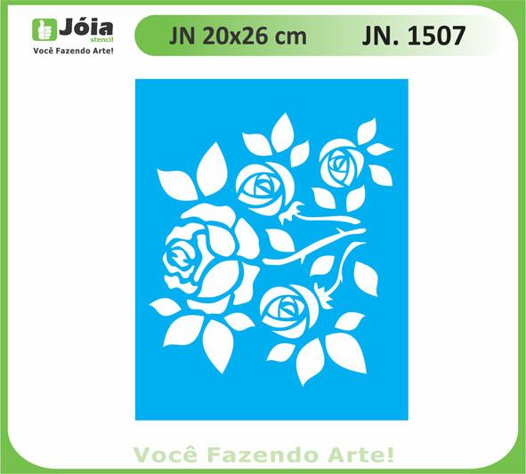 Stencil JN 1507