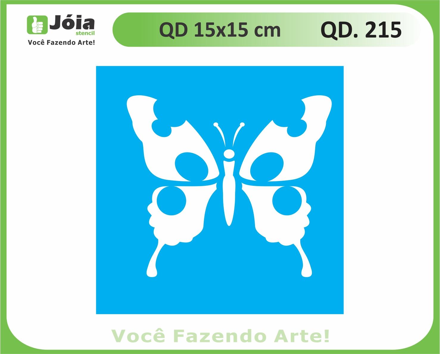 stencil QD 215