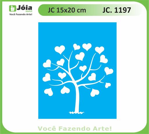 stencil JC 1197