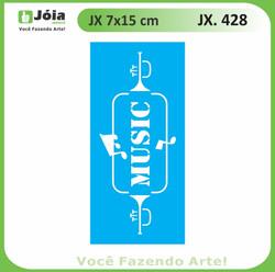 Stencil JX 428