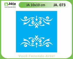 stencil JA 073