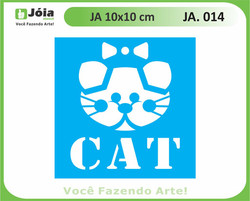 stencil JA 014