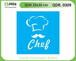 stencil QDR 030