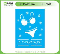 stencil JC 978