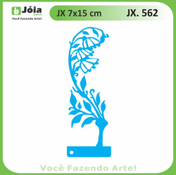 Stencil JX 562
