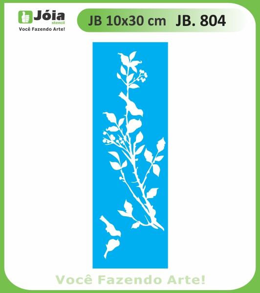 Stencil JB 804
