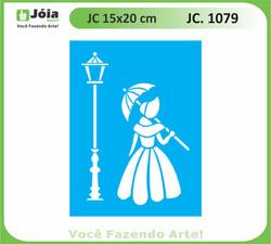 stencil JC 1079