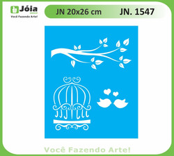 Stencil JN 1547