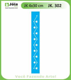Stencil JK 302