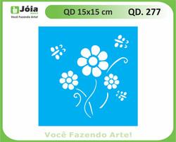 stencil QD 277