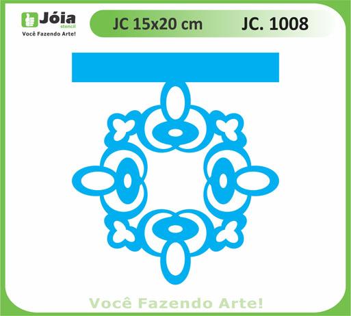stencil JC 1008