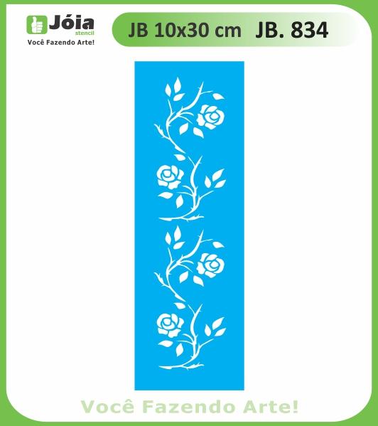 Stencil JB 834