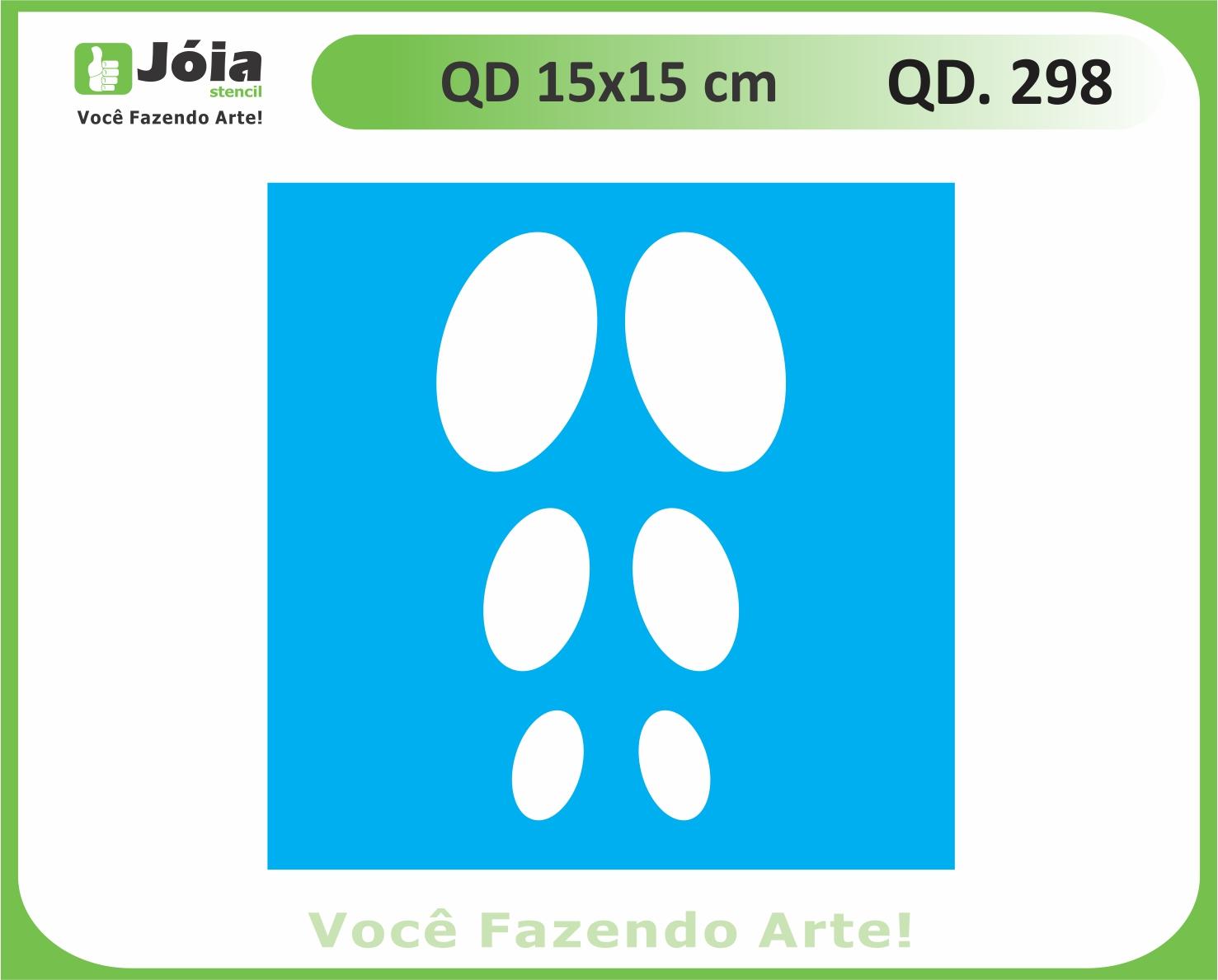 stencil QD 298