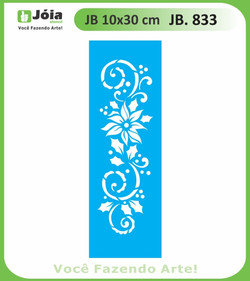 Stencil JB 833