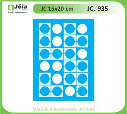 stencil JC 935