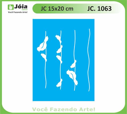 stencil JC 1063
