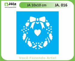 stencil JA 016