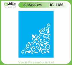 stencil JC 1186