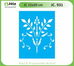 stencil JC 931