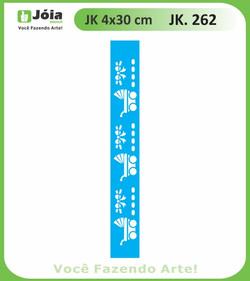 Stencil JK 262
