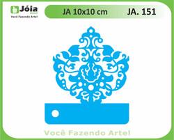 stencil JA 151