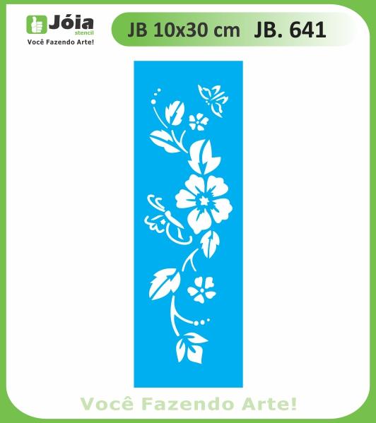 Stencil JB 641