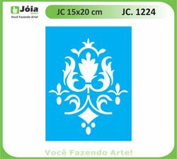 stencil JC 1224