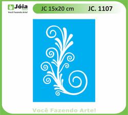 stencil JC 1107