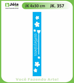 Stencil JK 357