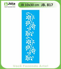 Stencil JB 818