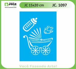 stencil JC 1097