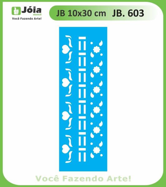 Stencil JB 603
