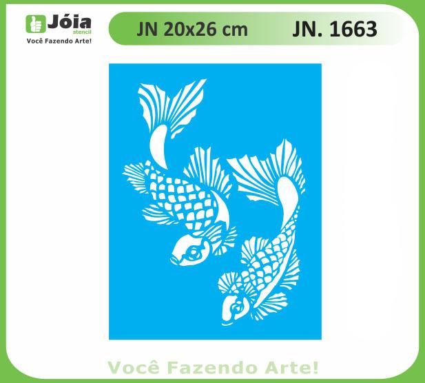 Stencil JN 1663