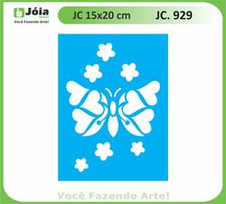 stencil JC 929