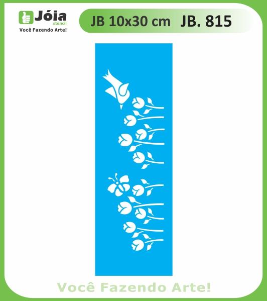 Stencil JB 815
