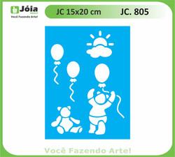 stencil JC 805