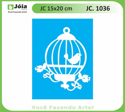 stencil JC 1036