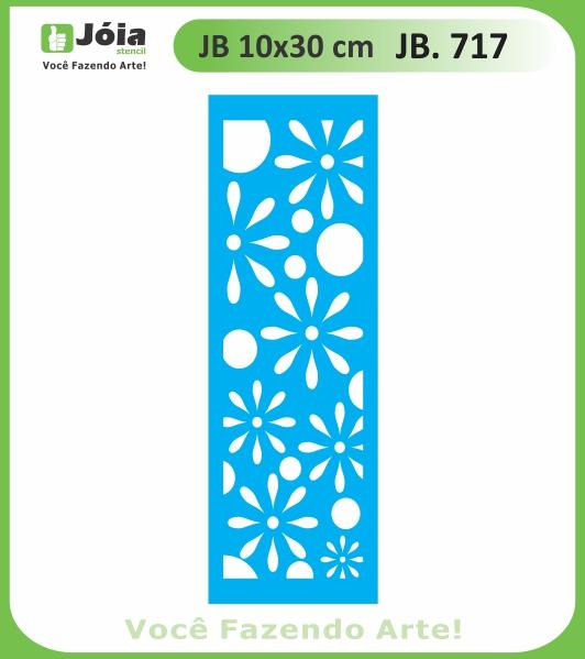 Stencil JB 717