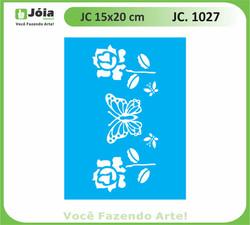 stencil JC 1027