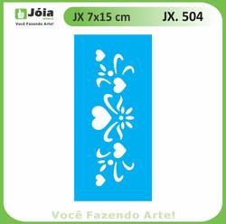 Stencil JX 504