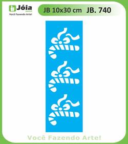 Stencil JB 740