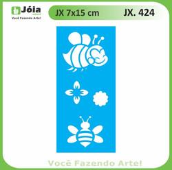 Stencil JX 424