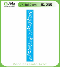 Stencil JK 235