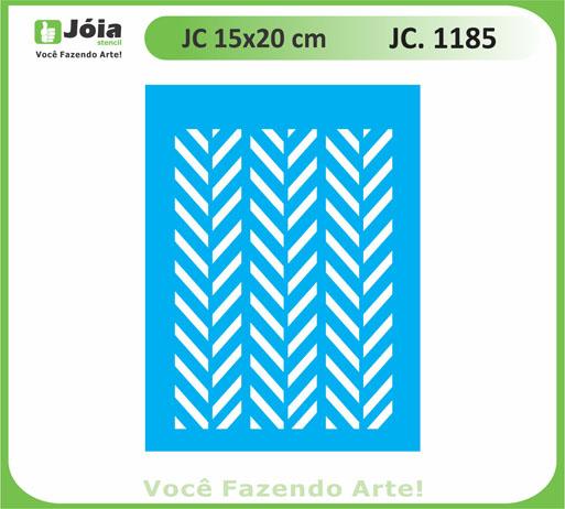 stencil JC 1185