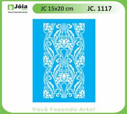 stencil JC 1117