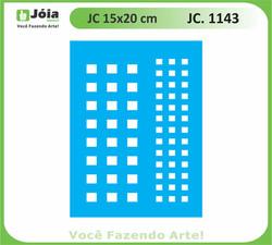 stencil JC 1143
