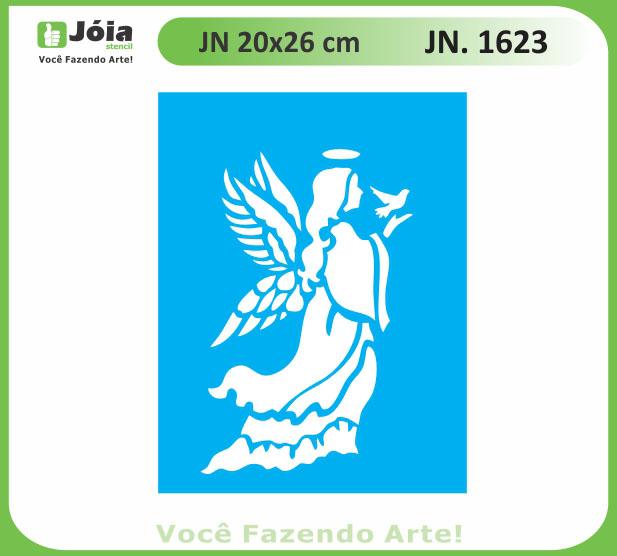 Stencil JN 1623