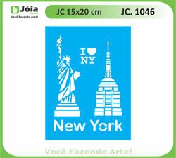 stencil JC 1046
